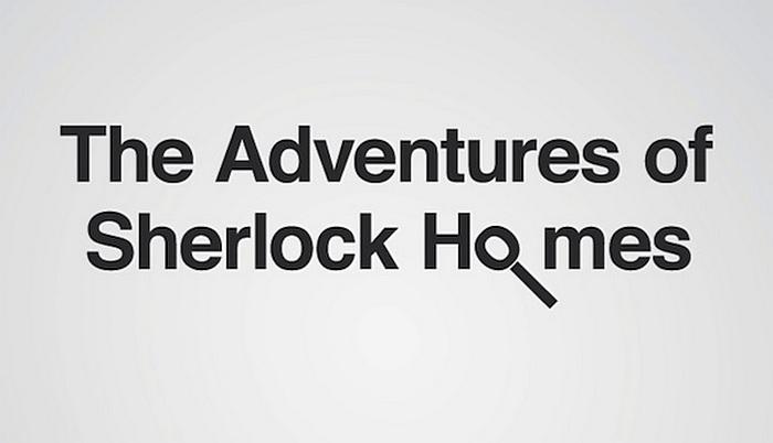 *Приключения Шерлока Холмсa*: талантливая книжная реклама