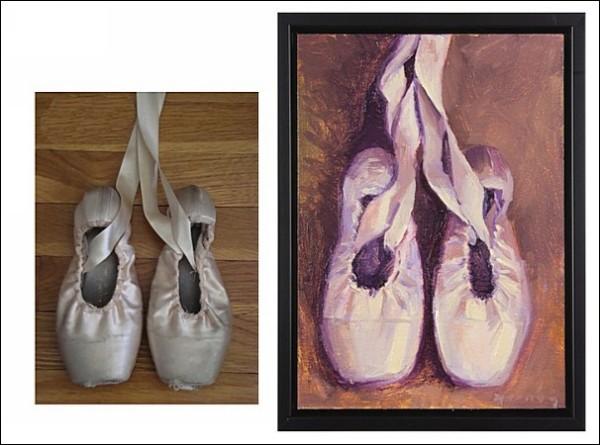 Фотографии, которые становятся картинами: масляная живопись Пола Ферни