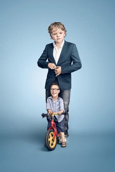 Странные фотографии Пауля Рипке: дети теперь взрослые