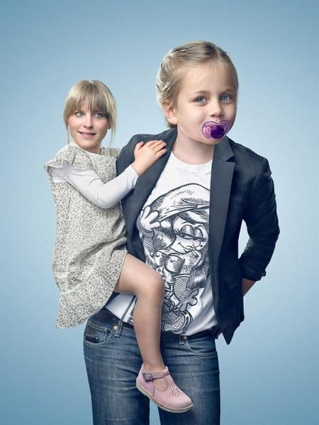 Странные фотографии Пауля Рипке: мечты детей и взрослых сбываются!