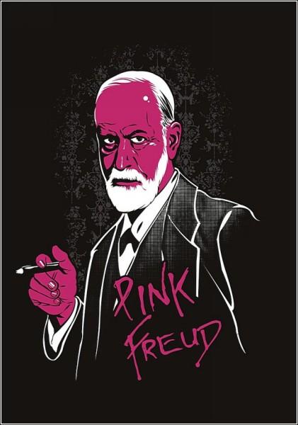 *Пинк Фройд*: веселые рисунки Эдно Перейры