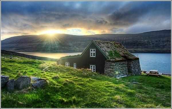Нет ничего лучше Исландии*: фотопейзажи Трея Рэтклиффа
