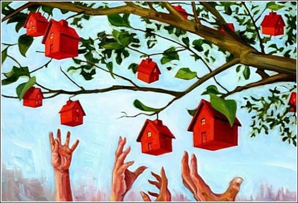 Если ветки высоко: яркие рисунки Роберта Картера