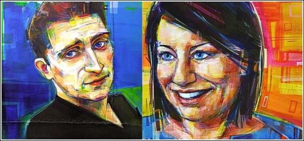 Штрихи к портрету яркие картины гвенн