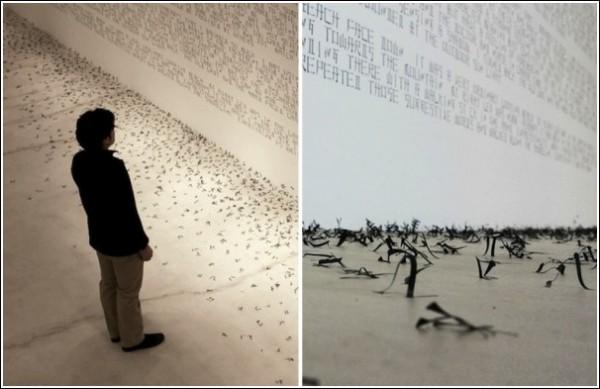 Китайская грамота как диалог культур: арт-объект Рио Шимицу