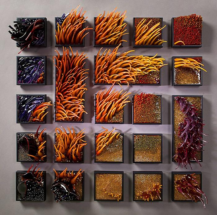 Все в одном: стеклянные поделки Шайны Лейб