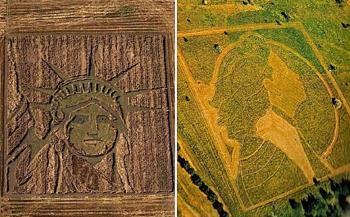 Портреты на полях: монументальное агротворчество Стэна Херда
