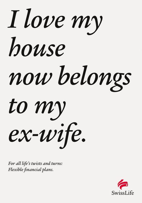 Страховка - лекарство от перипетий: «Люблю мой дом теперь принадлежит бывшей жене»