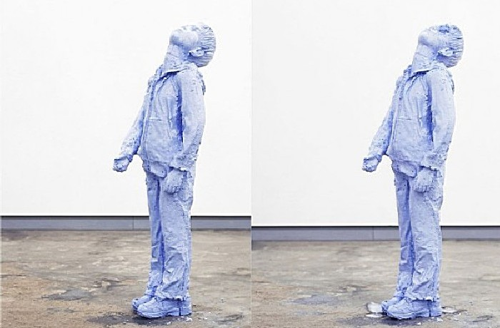 Период полураспада: необычные скульптуры Тима Силвера