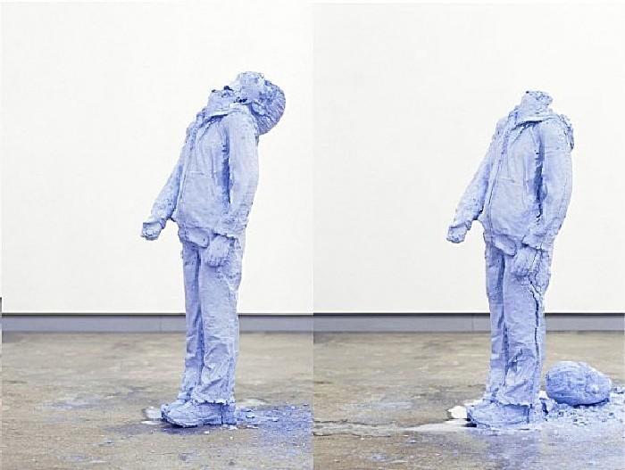 Разваливающиеся скульптуры Тима Силвера