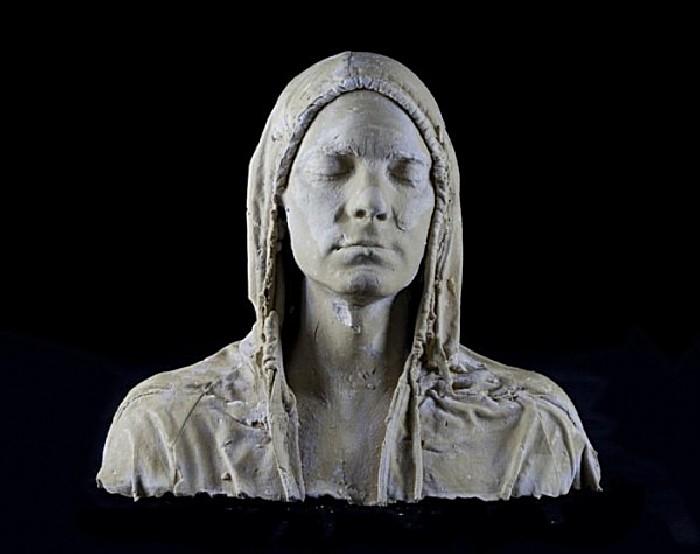 Морщины-трещины: необычные скульптуры Тима Силвера