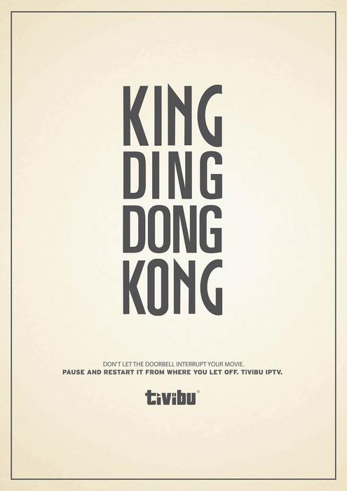 «Кинг-Конг», прерванный звонком в дверь: забавная реклама телеканала