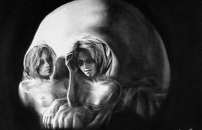 Жизнь есть смерть, смерть есть жизнь: картины Тома Френча в жанре ванитас