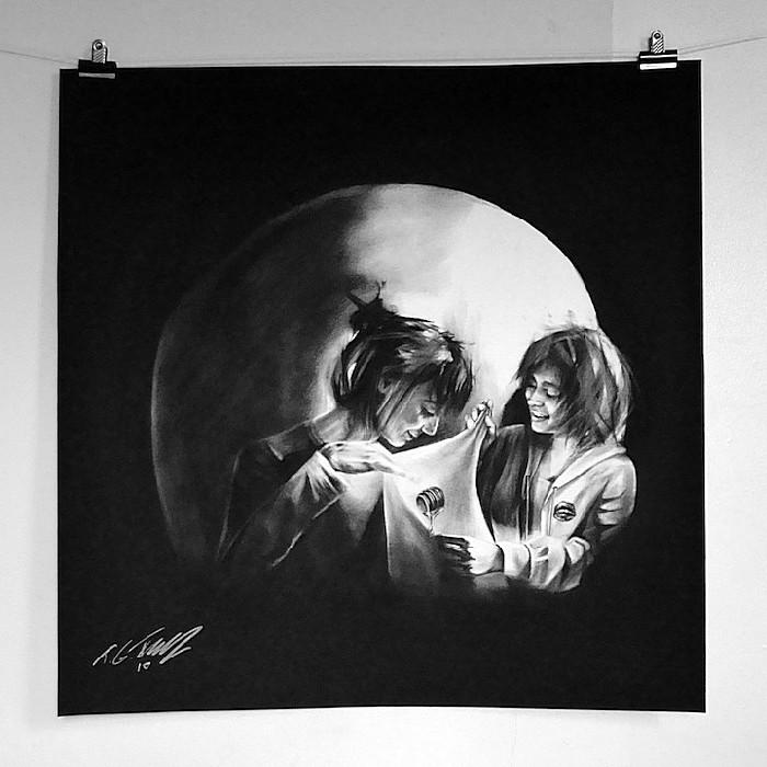 Все суета: картины Тома Френча в жанре ванитас