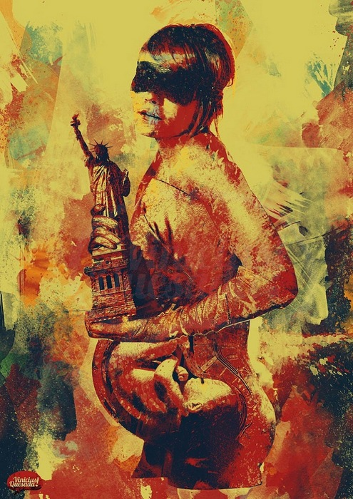 Сюрреалистический мир: необычные картины Виниция Кесады