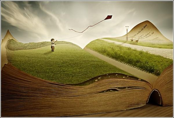Книга детства: волшебные рисунки Дженнет Войцик