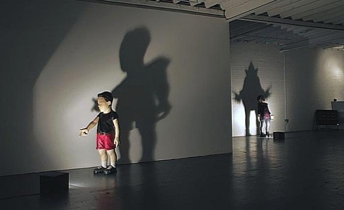 Детки с тенью: экспозиция в полумраке