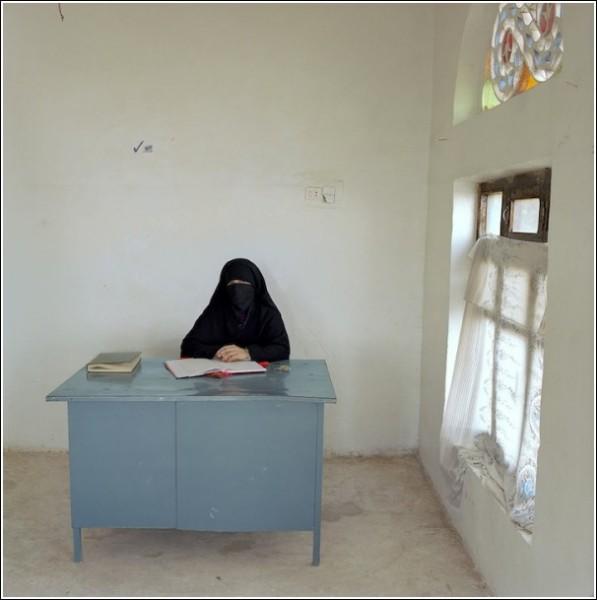 Мир чиновников и чиновники мира: Йемен