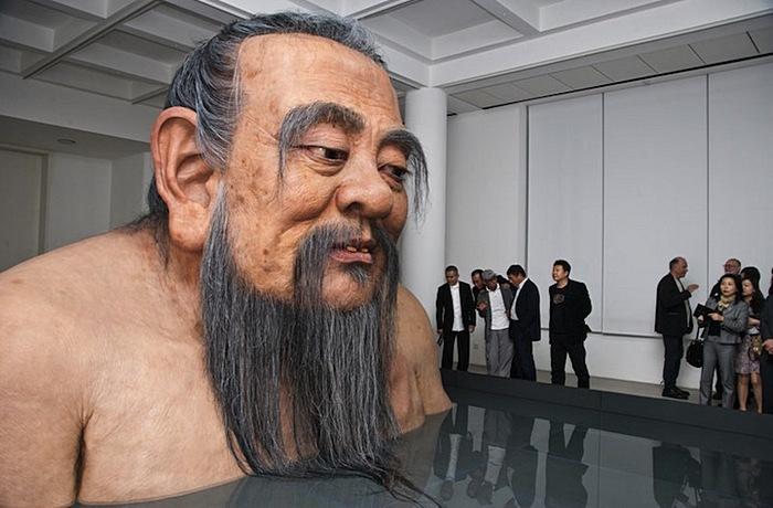 Я спросил Конфуция... Современная скульптура древнего мыслителя