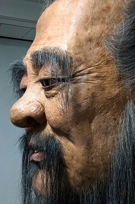 Конфуций печально глядит на наше поколенье