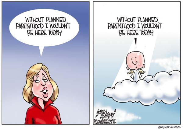 Доводы за и против абортов: *Меня бы здесь не было*