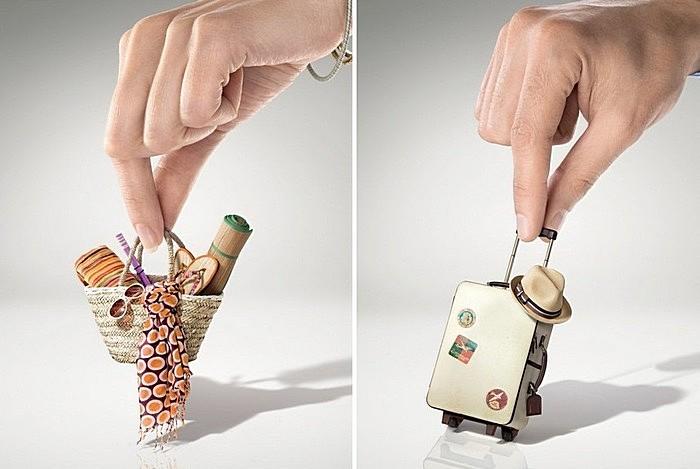 Маленький отпуск с кофейным привкусом: креативная реклама сливок
