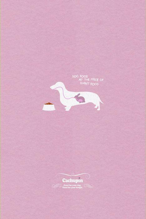 Чтобы пес плодился, как кролик: реклама собачьего корма