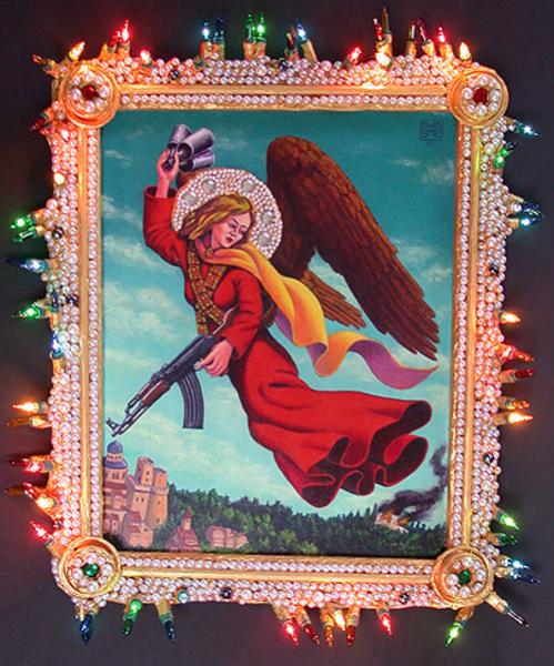 Магический реализм Джеффа Джордана: необычный ангел