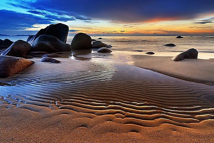 Камни спят? Изумительные фотопейзажи Бобби Бонга