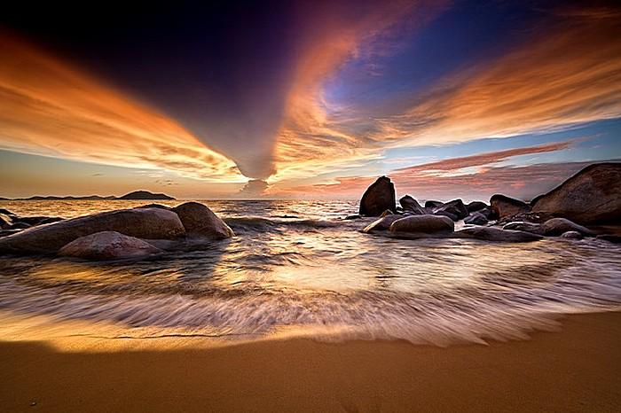 Приливы и отливы. Изумительные фотопейзажи Бобби Бонга