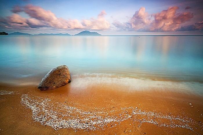 Вода камень точит. Изумительные фотопейзажи Бобби Бонга