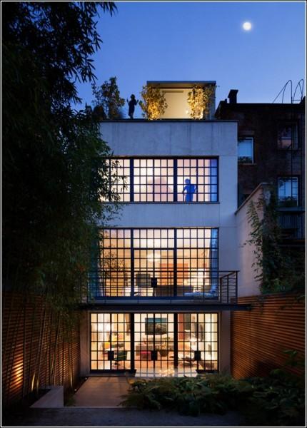 Фотографии зданий Скотта Фрэнсиса: фотоэссе о стиле жизни