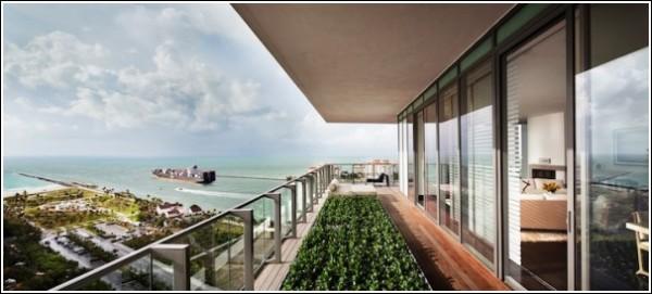 Фотографии зданий Скотта Фрэнсиса: здание и ландшафт
