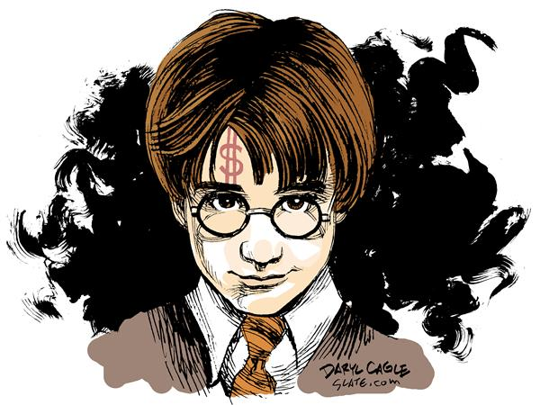 Гарри Поттер и художники-карикатуристы: конец поттерианы