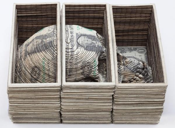 Скоттт Кэмпбелл - последователь барочных художников в жанре ванитас