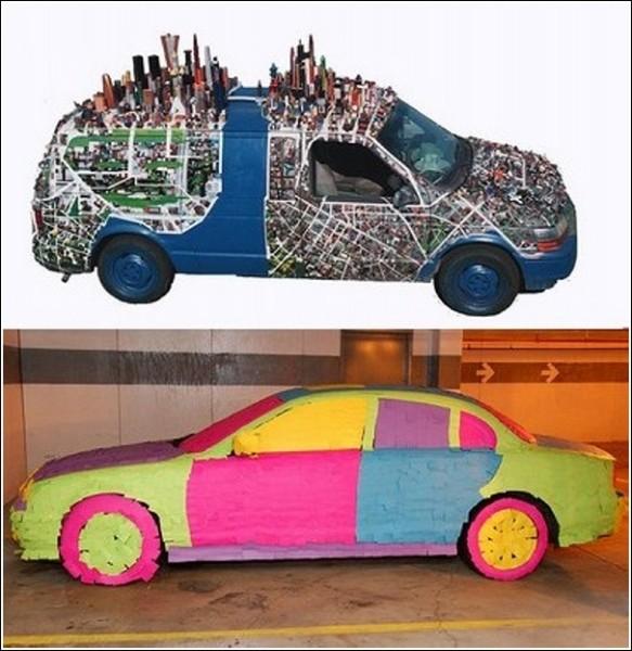Что сделать для машины