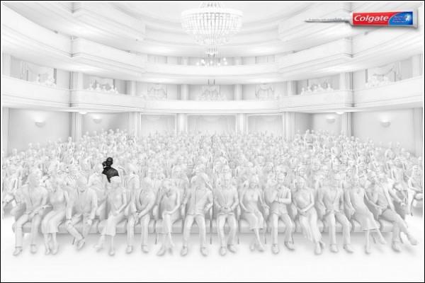 Призрак кариеса в опере