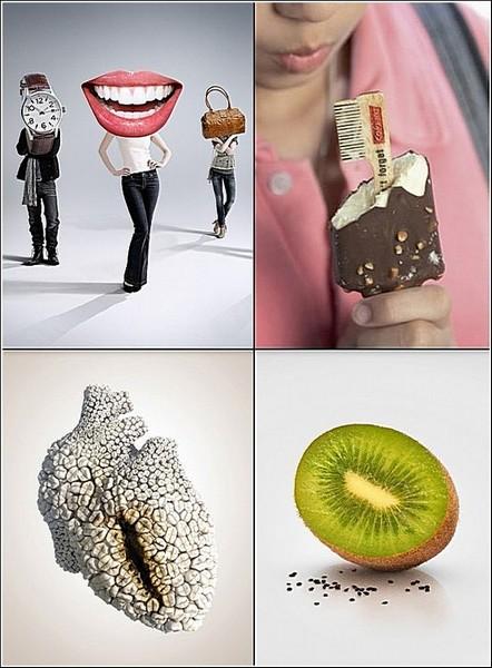 Постеры, за которые зуб дают: креативная стоматологическая реклама