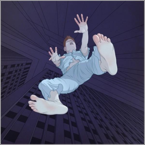Цветные иллюстрации Ричарда Уилкинсона: статья о снах