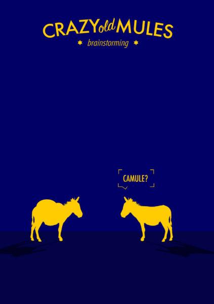 Camule: веселые рисунки студии «Минга»