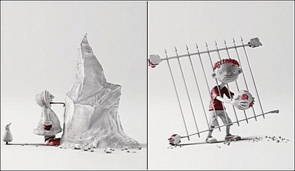 Если вы лизнули айсберг: забавная реклама автосервиса