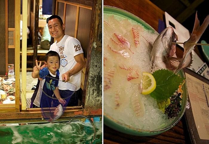 Клюет круглый год! Необычный ресторан для рыболовов