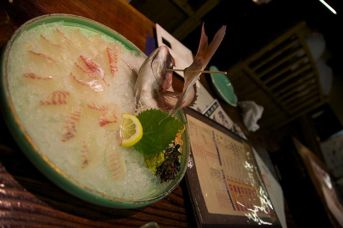 Кушать подано! Необычный ресторан для рыболовов