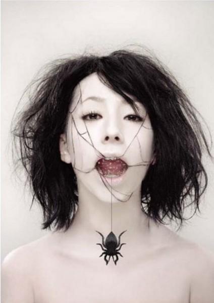 Зоопарк на голове: паук-стилист