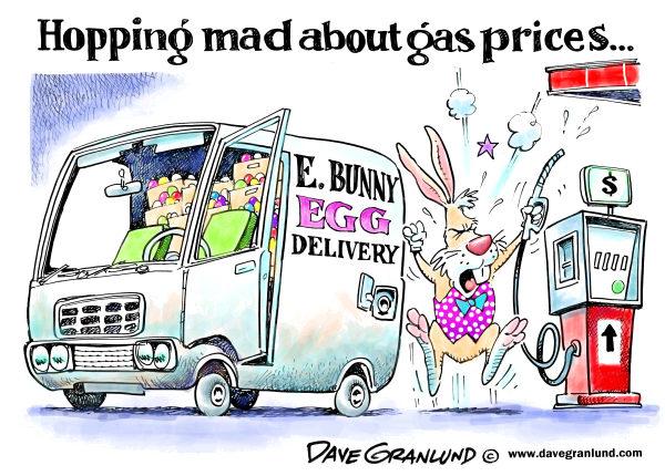 Смех сквозь горючие слезы: цены на бензин - как кролики