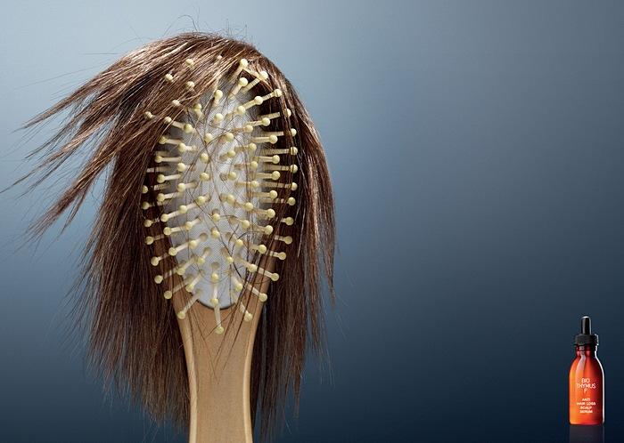 Хранители жизненной силы: реклама средства против выпадения волос