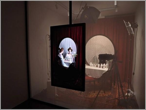 Инсталляция Адада Ханны в жанре ванитас: до открытия