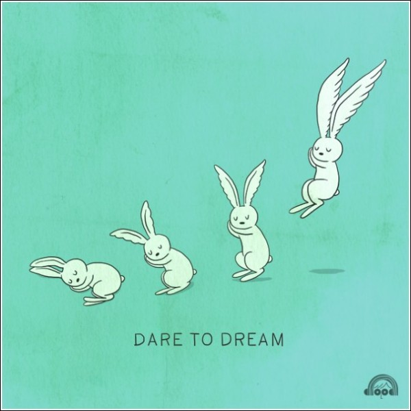 *Отважьтесь на мечту*: веселые рисунки Хенга Суи Лима