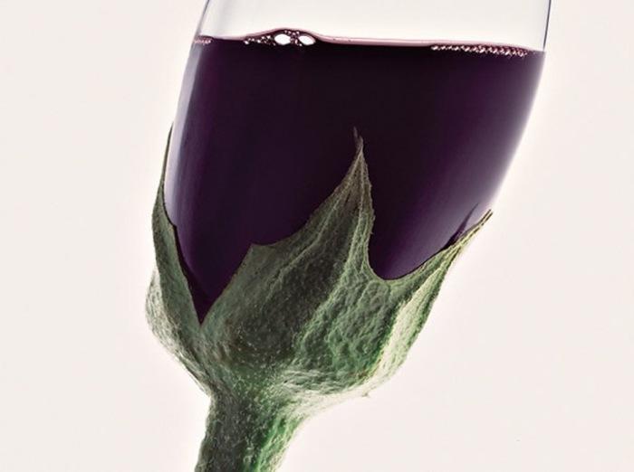 Розовое вино: серия фотографий на кулинарную тематику