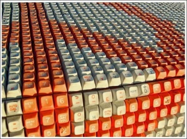 На капоте - сотни клавиш